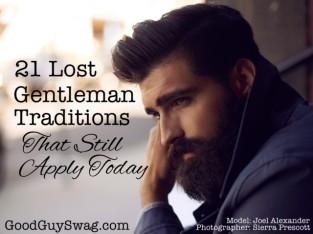 gentleman traditions