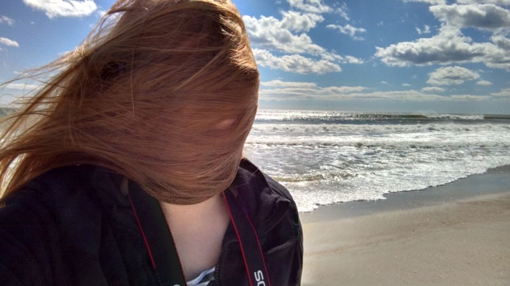 Jess beach hair