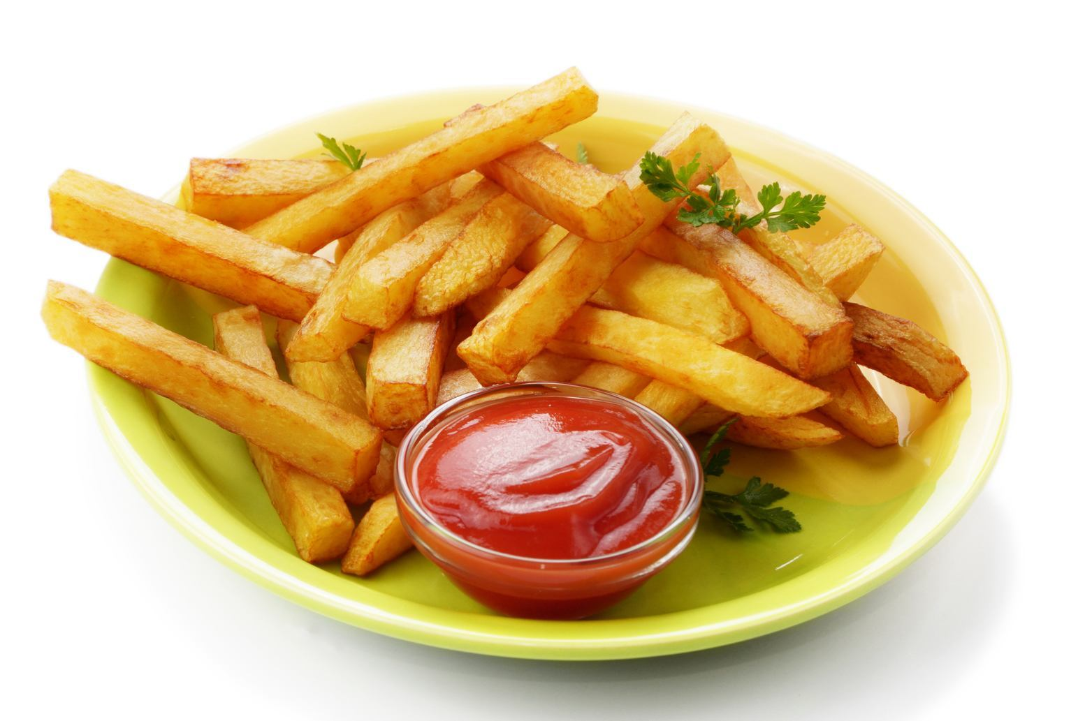 Hot Dog And Fries Calories