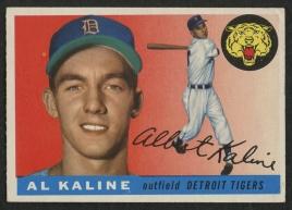 Al Kaline card 1955