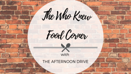 the who knew food corner